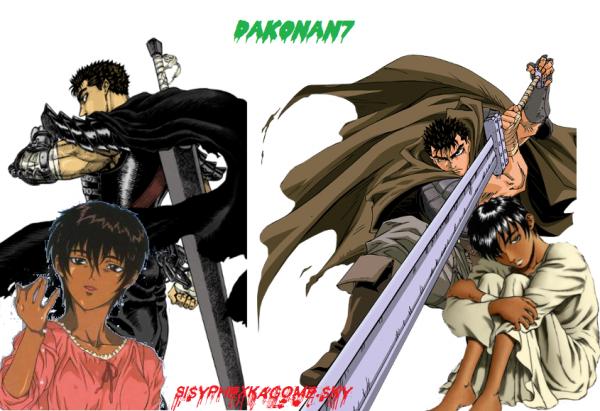 Montage pour Dakonan7