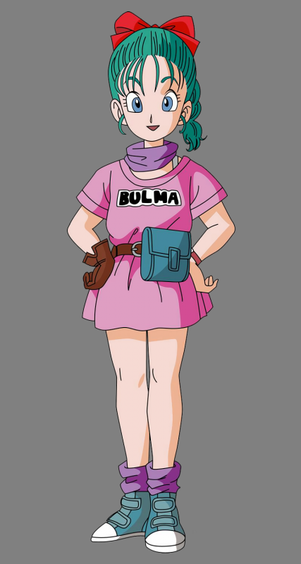 Nausicaa vs Bulma.