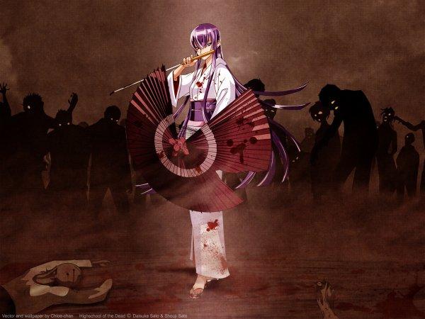 Winry vs Saeko