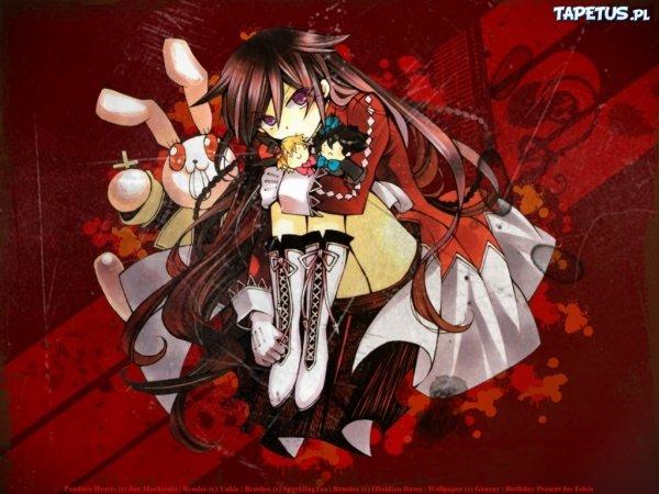 Sakura vs Alice
