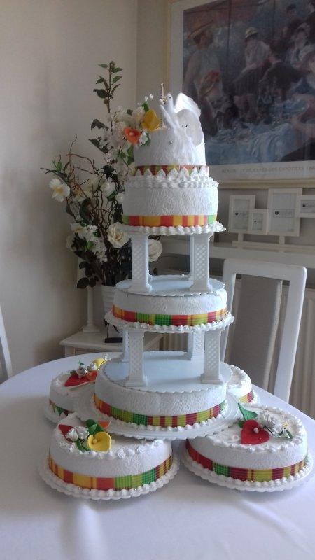 Gâteaux Madras Antillais Blog De Gateaux Antillais
