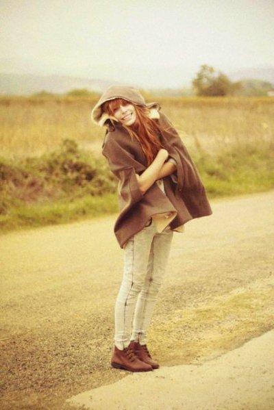 Les manteaux de cet hiver !
