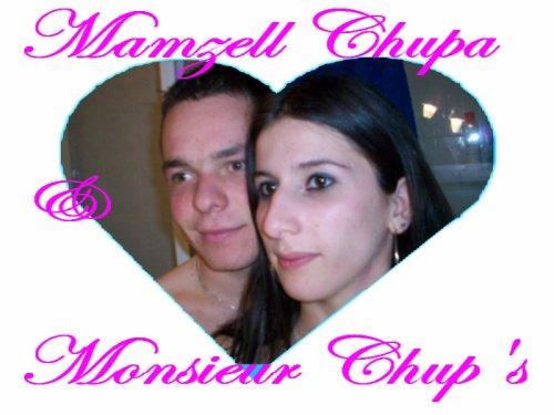 ☜♡☞ Mamzell Chupa &' Monsiieur Chup's ☜♡☞