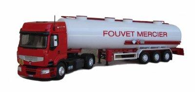 P450DXi transports GARCIN citerne FOUVET MERCIER