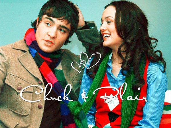 --------------------------------♦ Blair & Chuck ♦