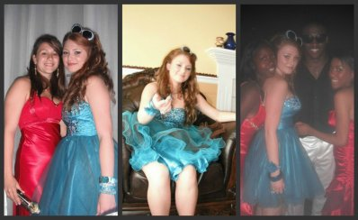 I know you were waiting for these famous prom piks !..