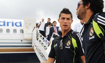 Arrivé a Hercules pour les joueurs du Real Madrid !