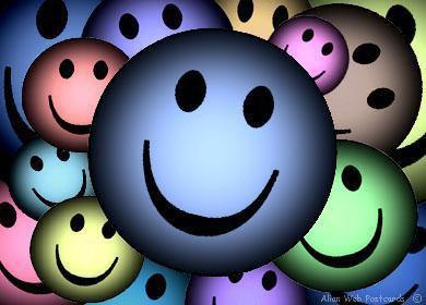 il faut toujours sourir!!