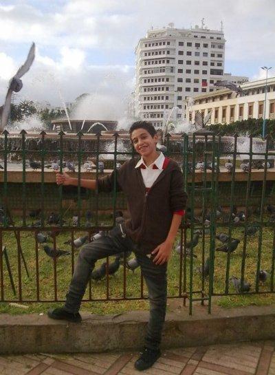 Je vous aime Amine et Houda!! <3