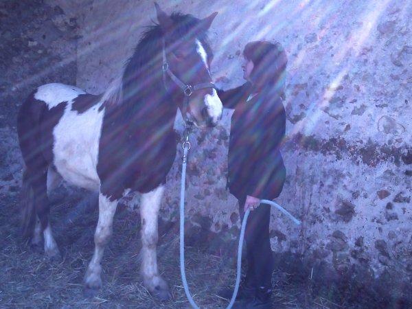 moi et ma Christelle