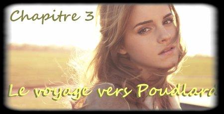 Chapitre 3 : Le voyage vers Poudlard