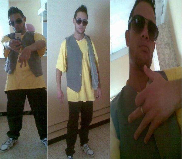 Dady Prince Madrid