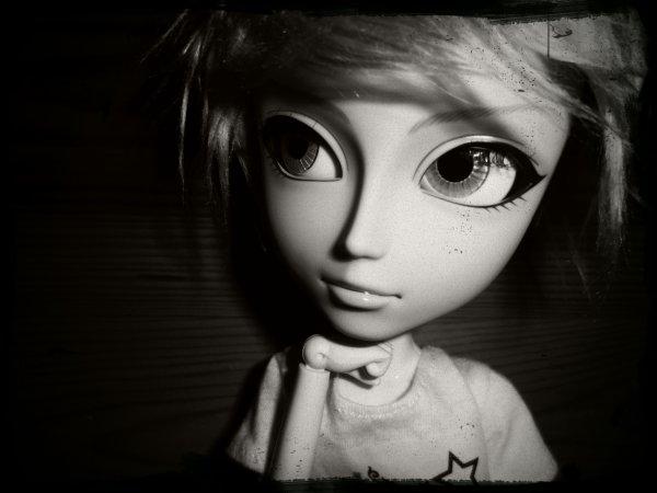 Presentaion de mes dolls