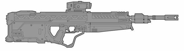 Présentation d'une poignée d'armes de Halo 4