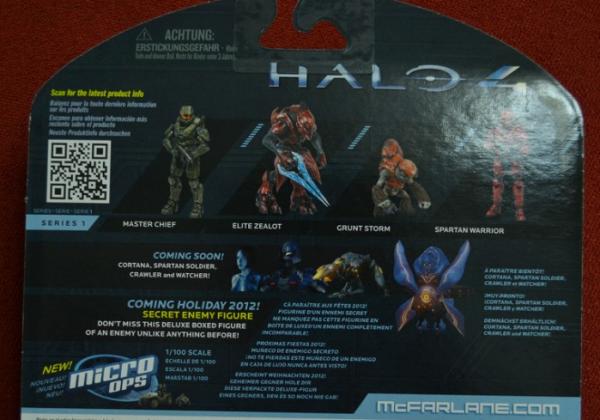 Deux des nouvelles espèces de Halo 4