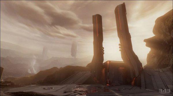 Les cartes d'Halo 4