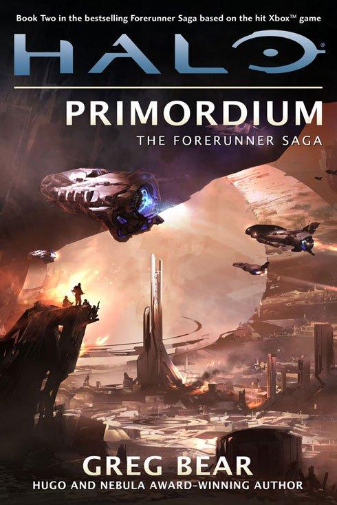La suite du livre Halo Cryptum !
