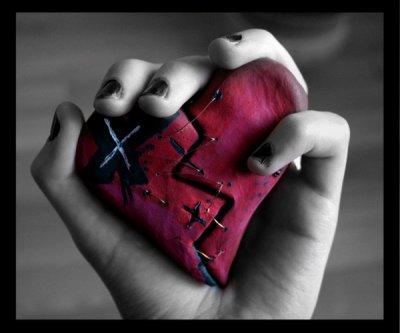 L'amour c'est que pour 2 !!!