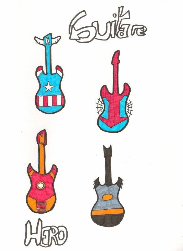 Mes dessins autres...