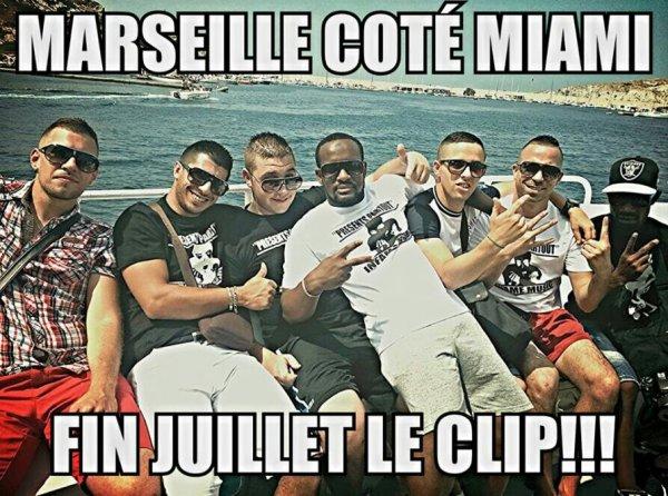 Marseille coté Miami