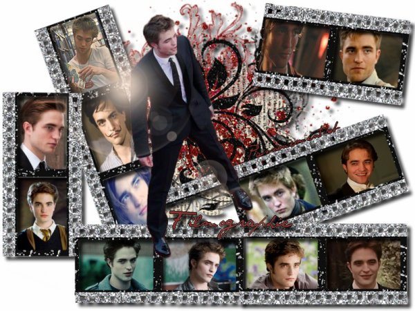 Robert Pattinson - Filmographie