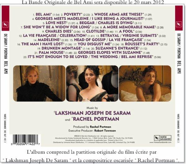 """Nouveaus Stills de Notre Superbe """" Rob """" et ses partenaires pour """" Bel Ami """" & Rob à Lax le 18.02."""
