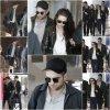 """"""" Rob & Kris """" photos de leur départ ce jour à Roissy & 1er Visuel du teaser BDpartie2 !"""