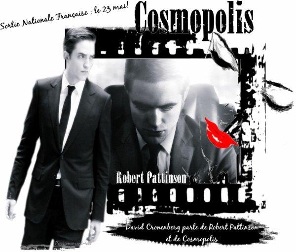 News sur Cosmopolis / Cannes 2012 : Le buzzomètre
