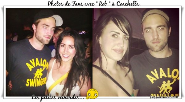 "Photos"" Robsten "" Festival de "" Coachella ""Californie"