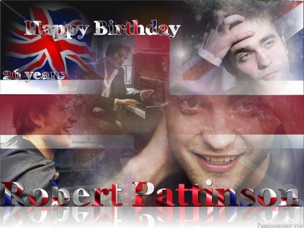 """"""" Rob """" photographié en Angleterre / Joyeux Anniversaire à nôtre Talenteux & Sexy Robert Pattinson"""