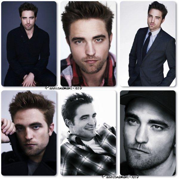 Nouveau Photoshoot de Robert Pattinson & info sur L'AP à Londres - Rob Cérémonie pour Elle's Woman -News Robsten ^^