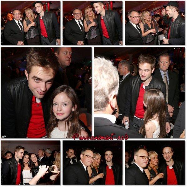 Avant Premiére de Breaking Dawn partie 2 - Los Angeles 12/11- Londres 14/11 - Madrid 15/11/12!