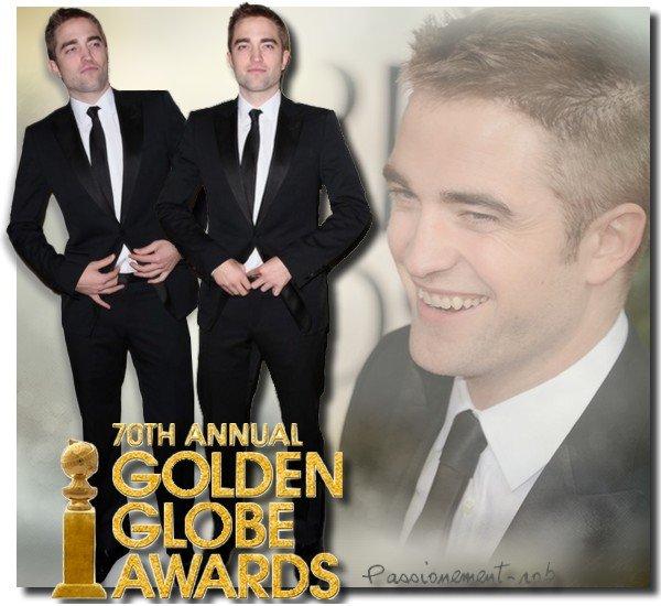 Robert Pattinson 70éme Cérémonie des GGA 2013 - Photos de son arrivée en Australie -            Photo Rob le 19/01
