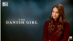 AOL BUILD SPEAKER SERIES 'THE DANISH GIRL'.