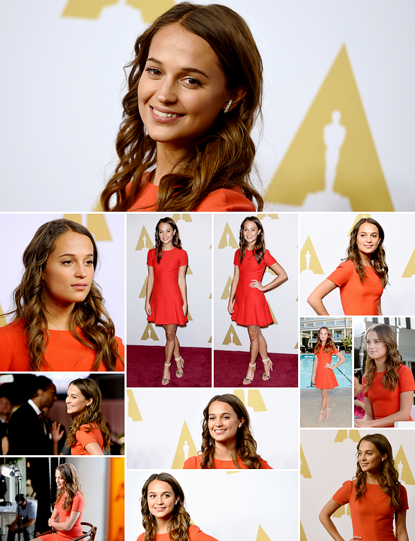 88TH ANNUAL ACADEMY AWARDS NOMINEE LUNCHEON + THR 4TH ANNUAL NOMINEES NIGHT.