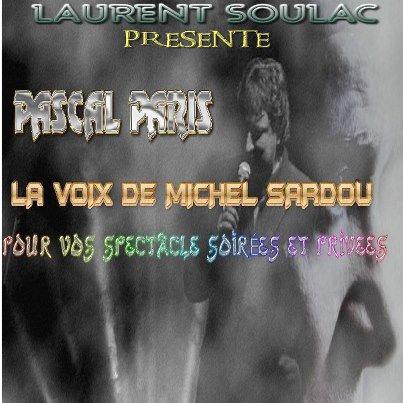 PASCAL PARIS chante MICHEL SARDOU