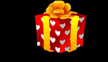 FREUNDE: Neues über die Geschenke!