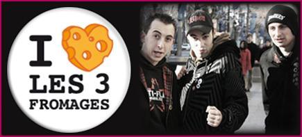 Les Trois Fromages
