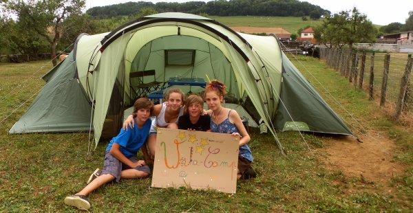 Waka-Camp! ♥