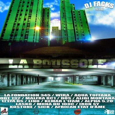 dj facks presente la boussole vol 5