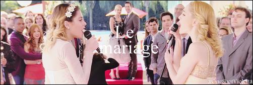 Le mariage.