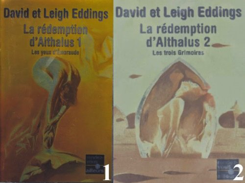 La rédemption d'Athalus de David et Leigh Eddings