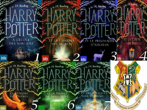 Harry Potter de J.K.Rowling ♥
