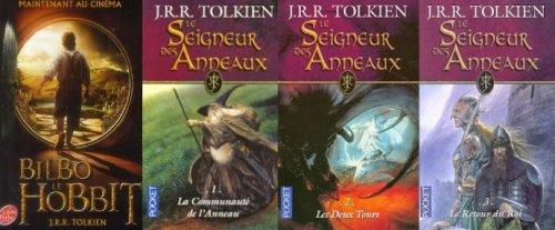 La Saga de la Terre du milieu de J.R.R.Tolkien