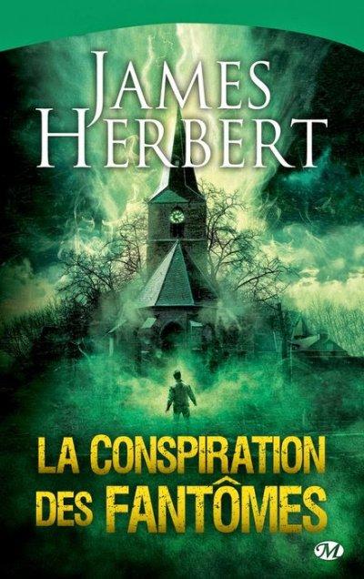 La conspiration des fantômes de James Herbert
