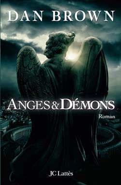 Ange et Démon de Dan Brown ♥