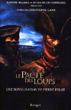 Le pacte des loups de Pierre Pelot