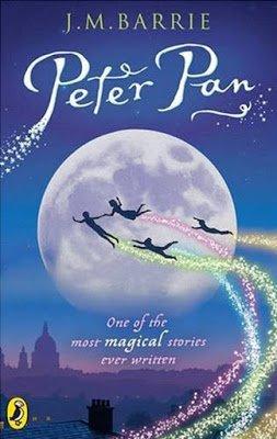 Peter Pan de James M. Barrie ♥
