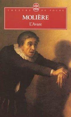 L'avare de JB. P. Molière