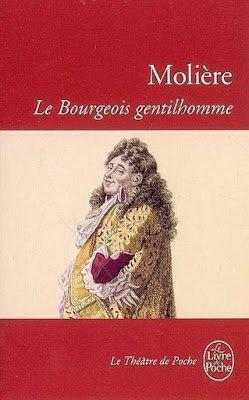 Le bourgeois gentilhomme de JB. P. Molière